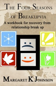 The Four Seasons of Breakupvia - write to heal after relationship break up