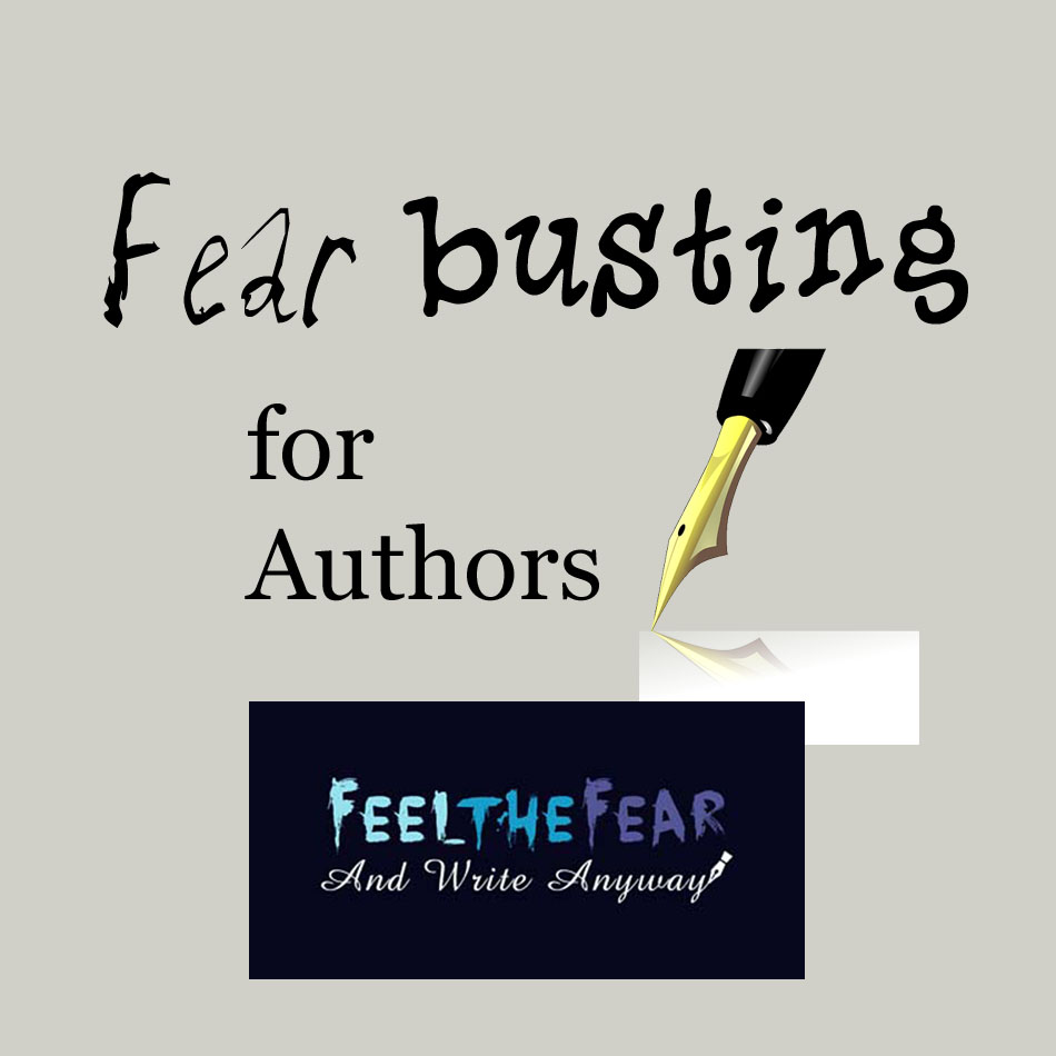 Join my FREE 10-Day Fear-Busting Challenge For Authors and conquer your fears about writing!