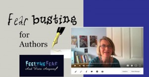 Sign up for the FREE Fear-Busting Challenge for Authors here.