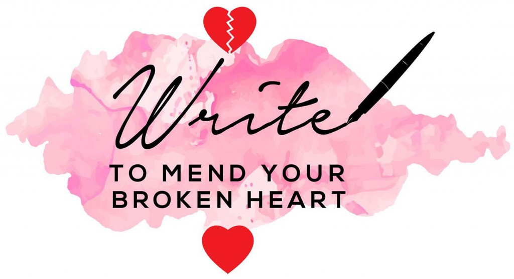 write to mend your broken heart