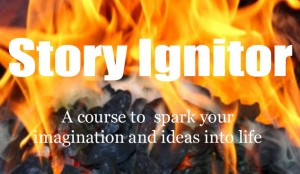story ignitor - a course to help you find ideas for writing